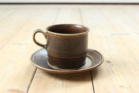 Porsgrund(ポシュグルン)/Lava(ラーヴァ)ティーカップ&ソーサー5