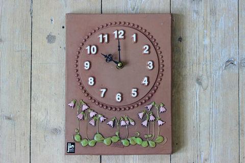 Jie Gantofta(ジィ・ガントフタ)リネアの時計の陶板
