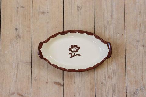 GUSTAVSBERG(グスタフスベリ)/PYRO(ピューロ)グラタン皿25cm