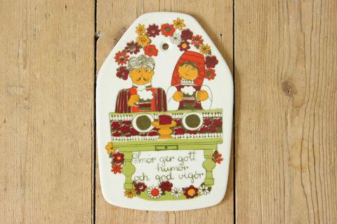 Figgjo(フィッギオ)/Folklore(フォークロア)バタープレート、チーズボード