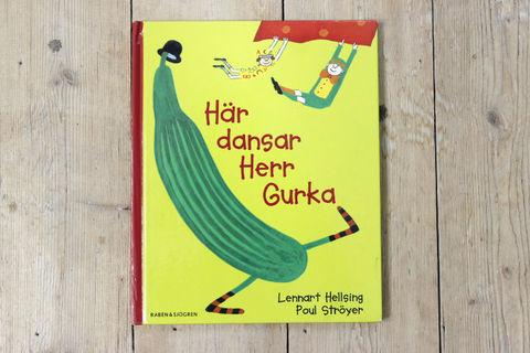 Poul Stroyer:絵 Lennart Hellsing:著 / Har dansar Herr Gurka