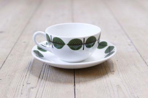 GUSTAVSBERG(グスタフスベリ)/Bersa(ベルサ)コーヒーカップ&ソーサー3