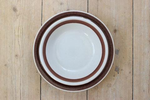 ARABIA(アラビア)/Rosmarin(ロスマリン)スーププレート17.5cm3