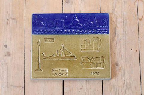 Rorstrand(ロールストランド)Carl-Harry Stalhaneデザイン限定陶板