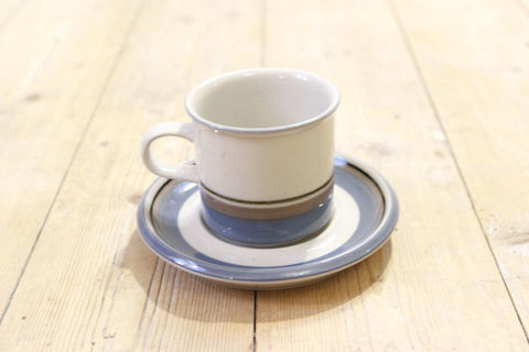 ARABIA(アラビア)/Uhtua(ウートゥア) コーヒーカップ&ソーサー(Sサイズ)2