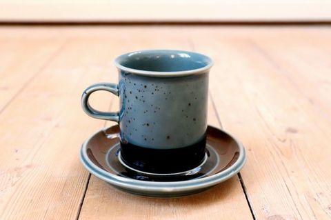 ARABIA(アラビア)/Meri(メリ)コーヒーカップ&ソーサー1