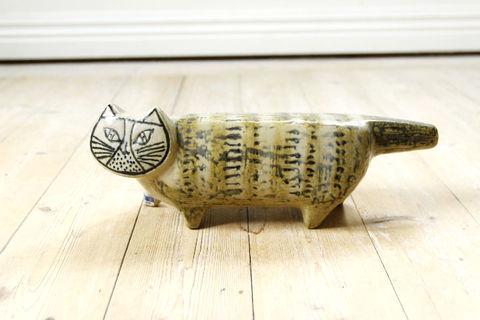 Lisa Larson(リサラーソン)/Stola Zoo シリーズ Katt(猫)