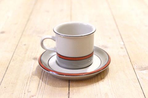 ARABIA(アラビア)/Aslak(アスラク) コーヒーカップ&ソーサー(Sサイズ)