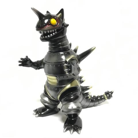怪獣ロボット・ブラック