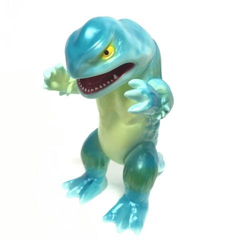 山椒魚怪獣ガンダ