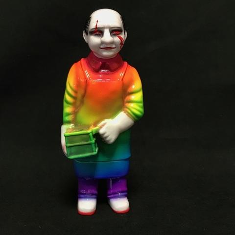 Sofubi-man(Max Toy)ドリームロケット・カスタムペイント