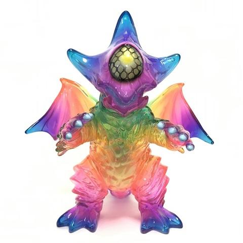 大宇宙の大怪獣 ギバザ