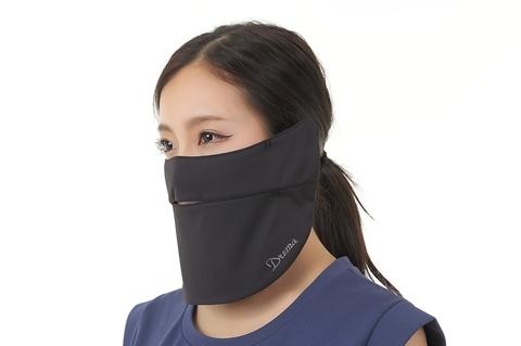 ドレスマスク スポーツ ブラック