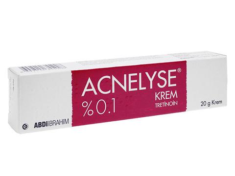 アクネライズクリーム(Acnelyse Cream) 0.1% 20g