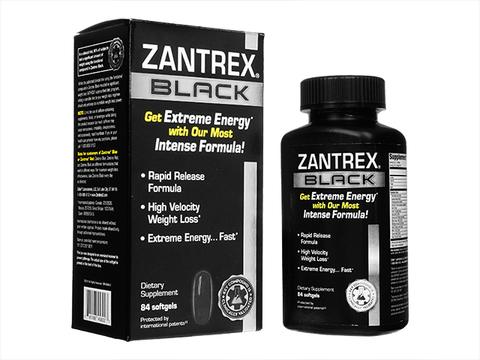 ザントレックス ブラック(Zantrex-Black)