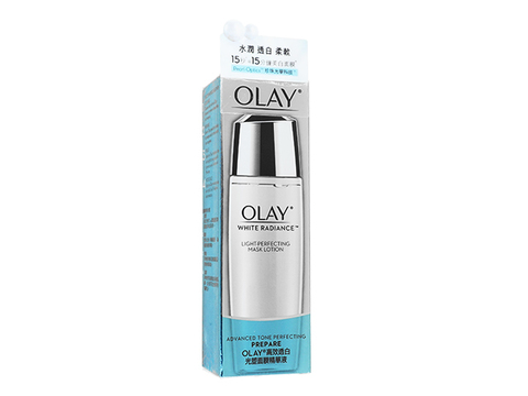 Olay/ホワイトラディアンスライトパーフェクティングマスクローション(White Radiance Light-Perfecting Mask Lotion)