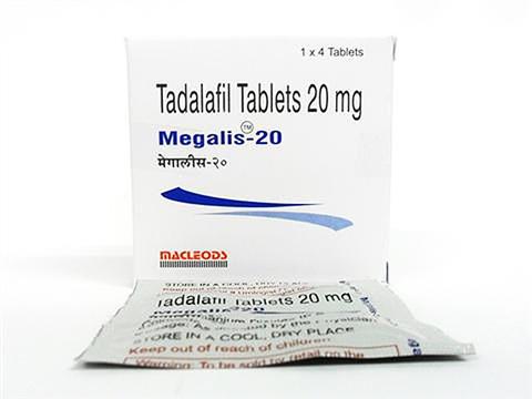 メガリス(Megalis) 20mg