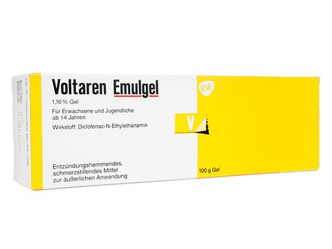 ボルタレンエマルジェル(Voltaren Emulgel) 1.16% 100g