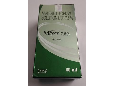 モール(Morr) 7.5% 60ml