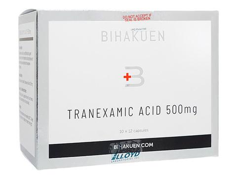 BIHAKUEN/トラネキサム酸(Tranexamic Acid) 500mg