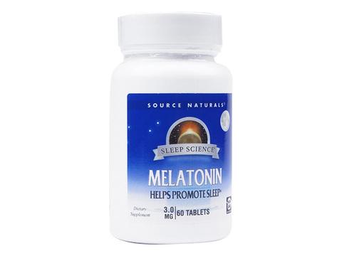 メラトニン(Melatonin) 3mg