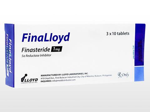 フィナロイド(FinaLloyd) 1mg 30錠
