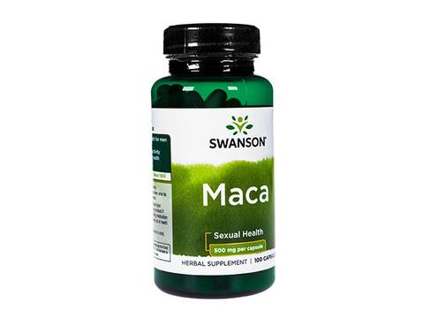 Swanson/マカ(Maca) 500mg