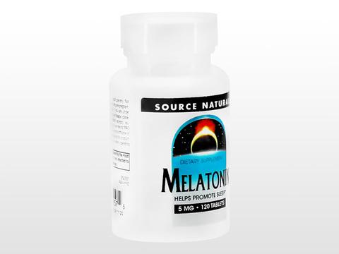 メラトニン(Melatonin) 5mg
