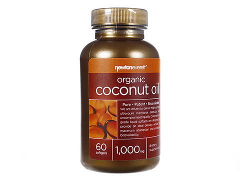 オーガニックココナッツオイル(Organic Coconut Oil)