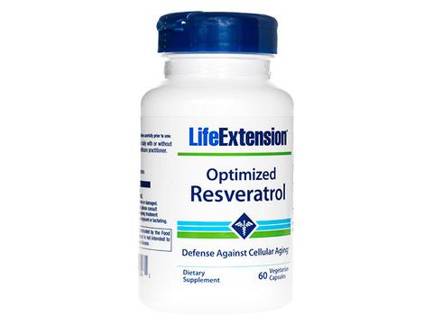 LE/オプチマイズド・レスベラトロール(Optimized Resveratrol) 250mg