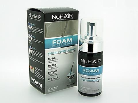 ニューヘアフォームリジュベネイトアンドスタイル(NuHair Form Rejuvenate and Style) 100ml