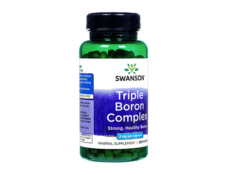 Swanson/トリプルボロンコンプレックス(Triple Boron Complex) 3mg