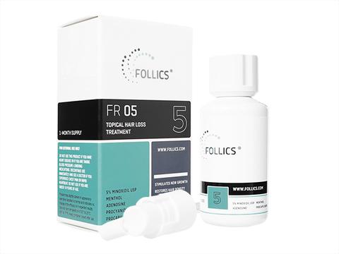FR05ローション(Follics FR05) 60ml
