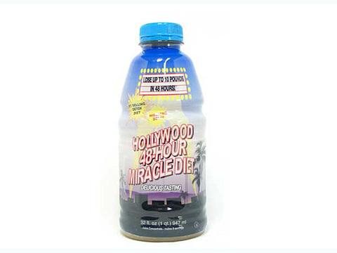 ハリウッド48時間ミラクルダイエットジュース(Hollywood 48Hour Miracle Diet Juice) 947ml