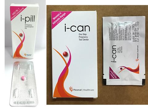 アイピル1.5mg+アイキャン妊娠検査薬(I-Pill+I-Can)