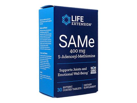 LE/S-アデノシルメチオニン(SAMe ) 400mg