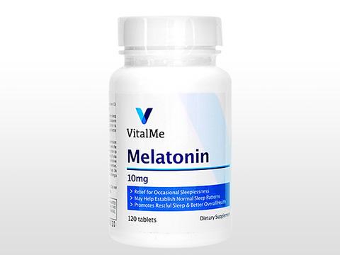 VitalMe/メラトニン(Melatonin) 10mg