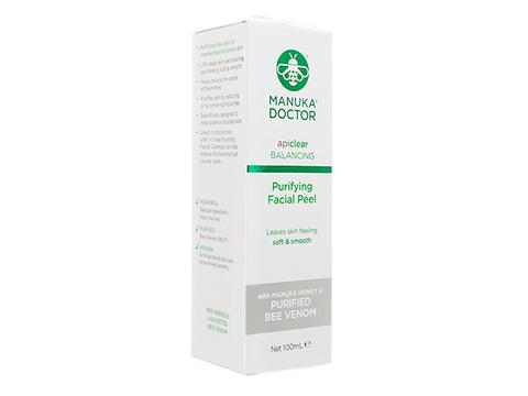 MD/アピクリア・ピュリファインフェイシャルピール(ApiClear Purifying Facial Peel)