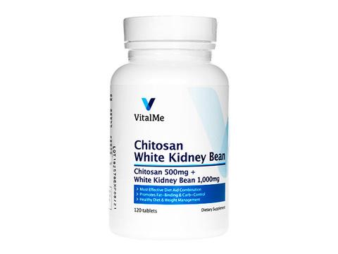 VitalMe/キトサンホワイトキドニービーン(Chitosan White Kidney Bean)