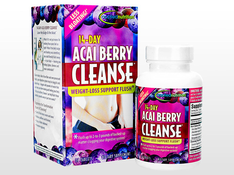 IN/アサイーベリークレンズ(14-Day Acai Berry Cleanse)
