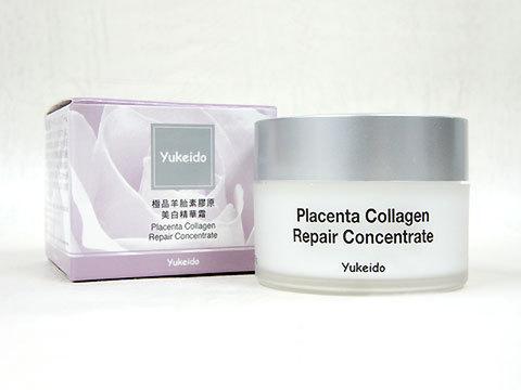 Yukeido/極品プラセンタコラーゲン美白美顔エッセンス(Placenta Collagen Repair Concentrate)