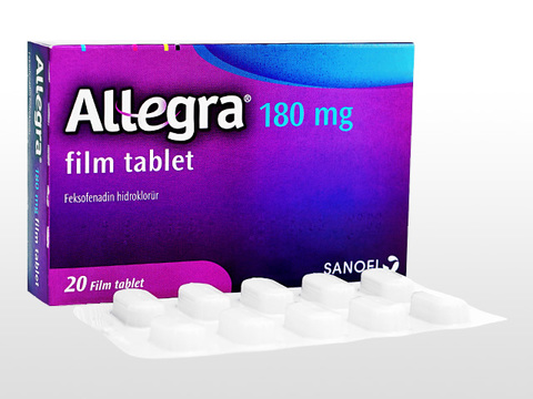アレグラ(Allegra) 180mg