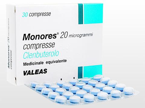 モノレス(Monores) 20mcg