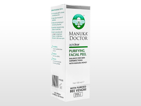 MD/アピクリア・ピュリファインフェイシャルピール(ApiClear Purifying Facial Peel)