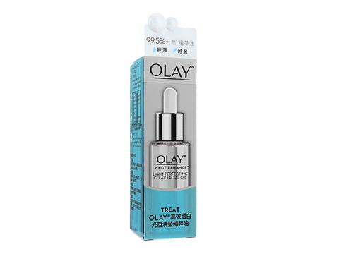 Olay/ホワイトラディアンスライトパーフェクティングクリアフェイシャルオイル(White Radiance Light-Perfecting Clear Facial Oil)