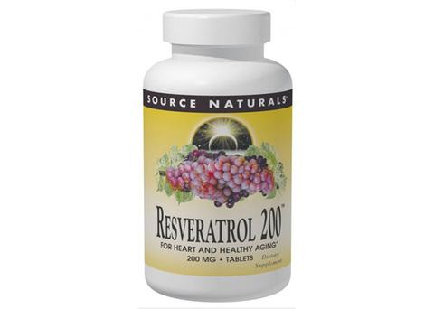 レスベラトロール(Resveratrol) 200mg