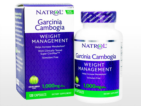 Natrol/ガルシニア・カンボジアApetiteIntercept(Garcinia Cambogia)