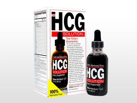 HCGソリューションリキッド(HCG Solution) 60ml