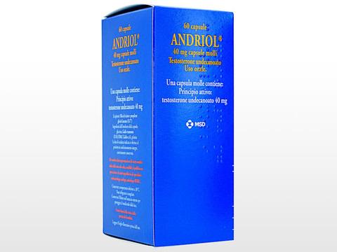 アンドリオール(Andriol) 40mg