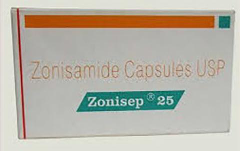 ゾニセップ(Zonisep) 25mg